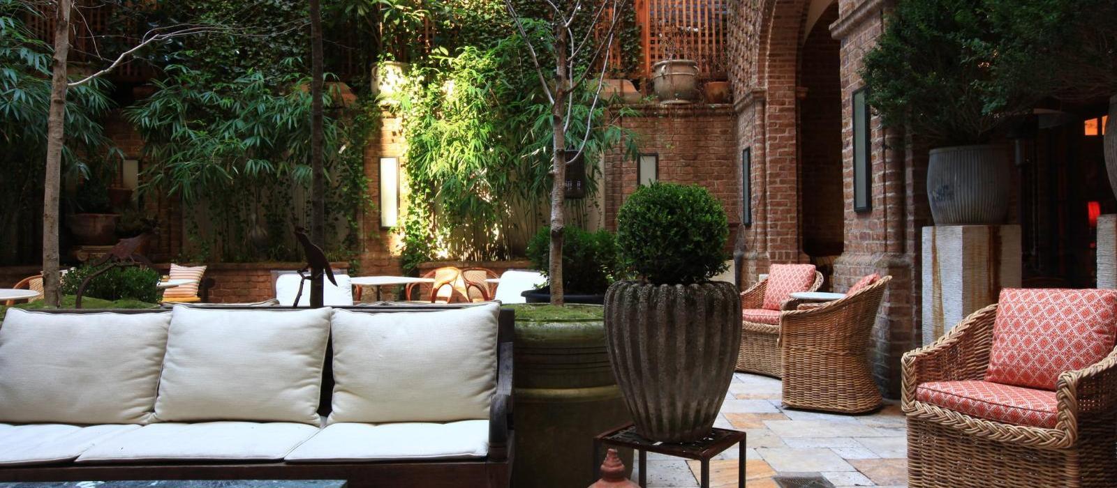 格林威治奢逸酒店(The Greenwich Hotel) 图片  www.lhw.cn
