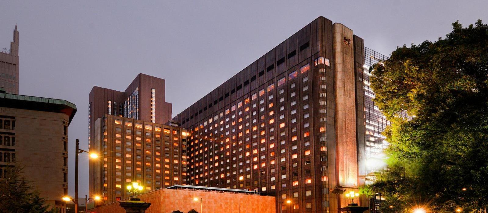 东京帝国酒店(Imperial Hotel, Tokyo) 图片  www.lhw.cn