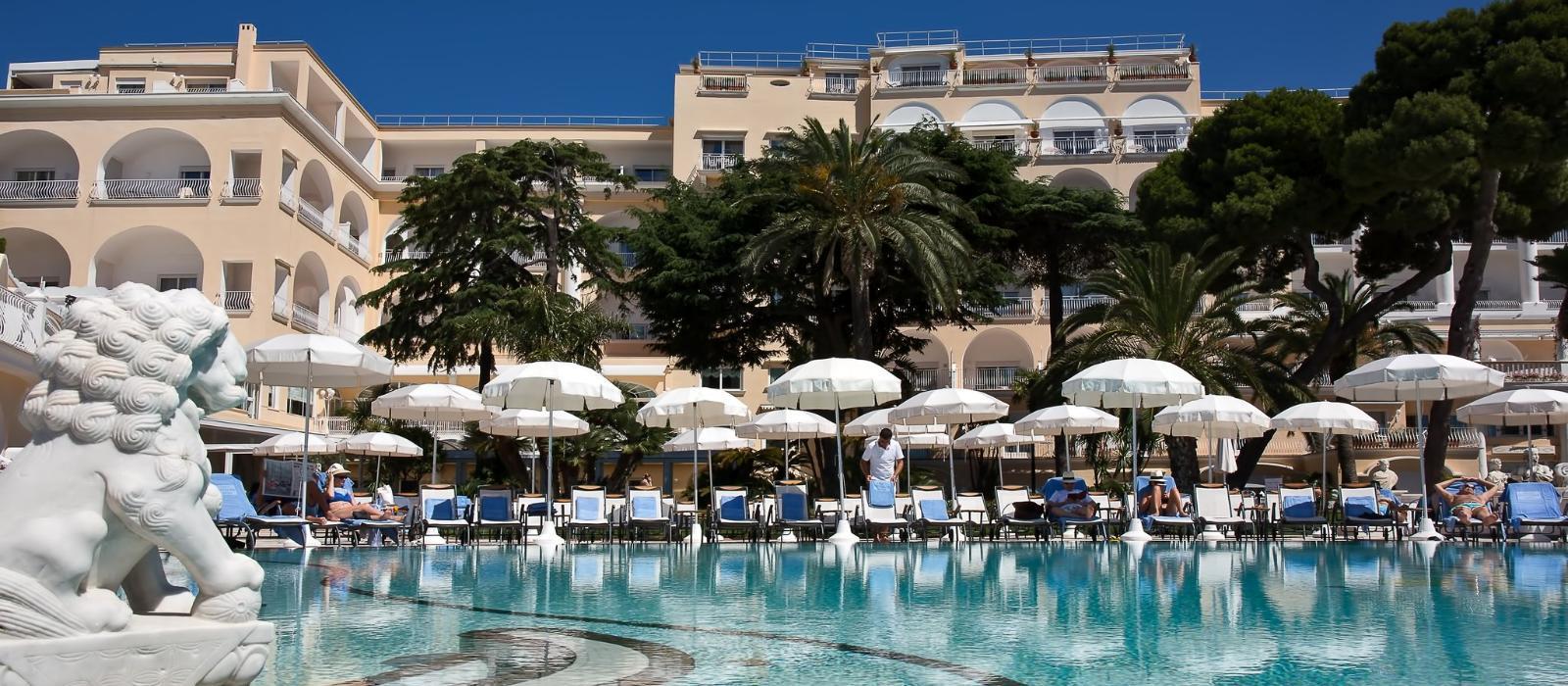 瑰诗诺度假酒店(Grand Hotel Quisisana) 图片  www.lhw.cn