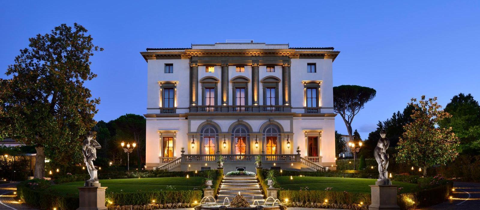 科拉别墅酒店(Villa Cora) 图片  www.lhw.cn