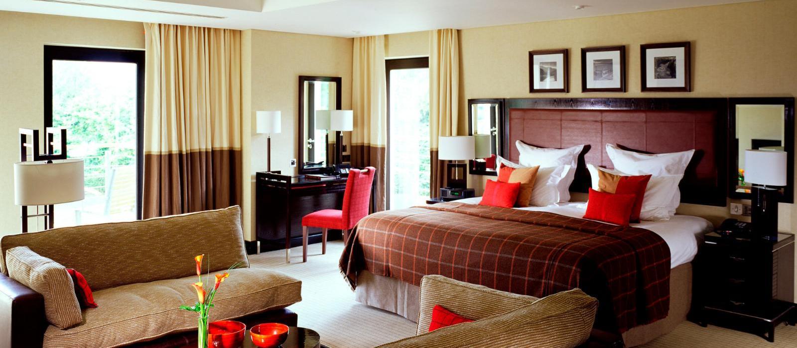 格伦伊格尔斯度假酒店(The Gleneagles Hotel) 庄园客房图片  www.lhw.cn