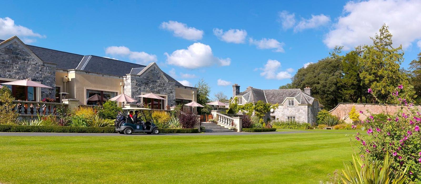 阿黛尔庄园高尔夫度假酒店(Adare Manor) 图片  www.lhw.cn