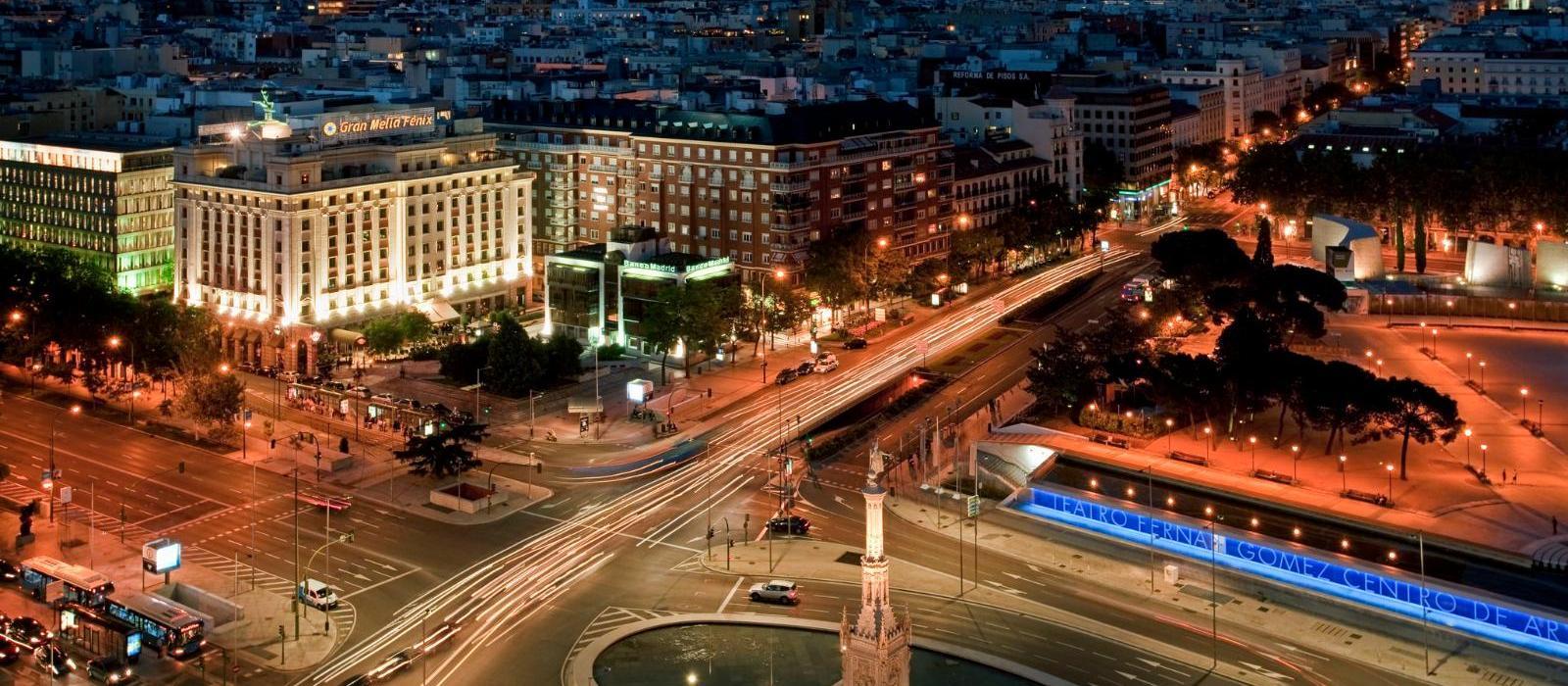美利亚菲尼克斯大酒店(Hotel Fenix, a Gran Melia Hotel) 酒店外观图片  www.lhw.cn