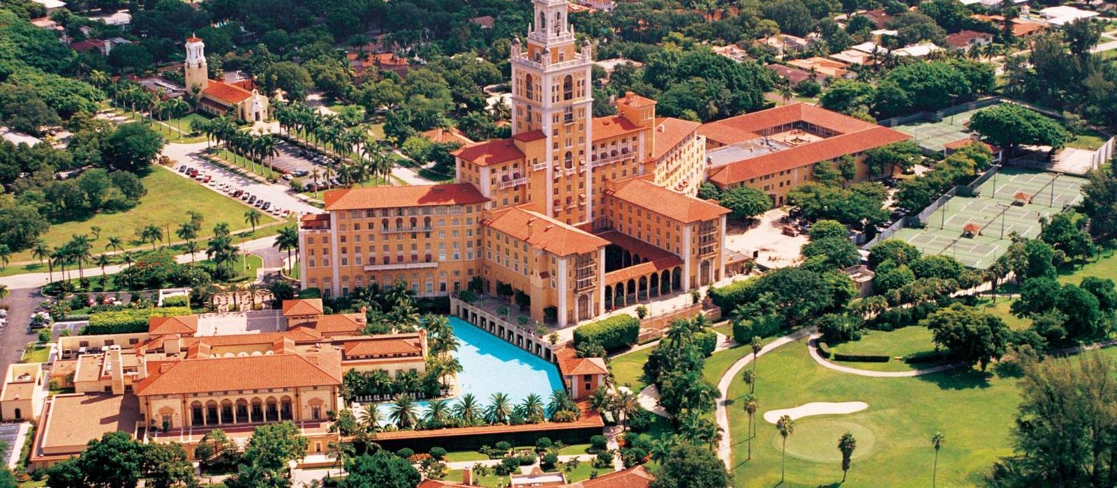 比特摩尔度假酒店(The Biltmore Miami Coral Gables) 图片  www.lhw.cn