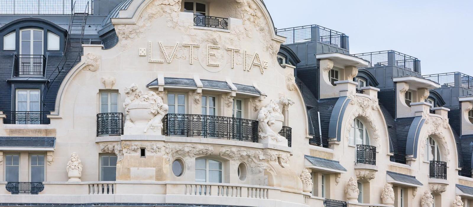 露西娅酒店(Hotel Lutetia) 图片  www.lhw.cn