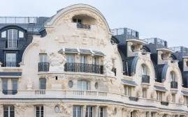 露西娅酒店(Hotel Lutetia)  www.lhw.cn