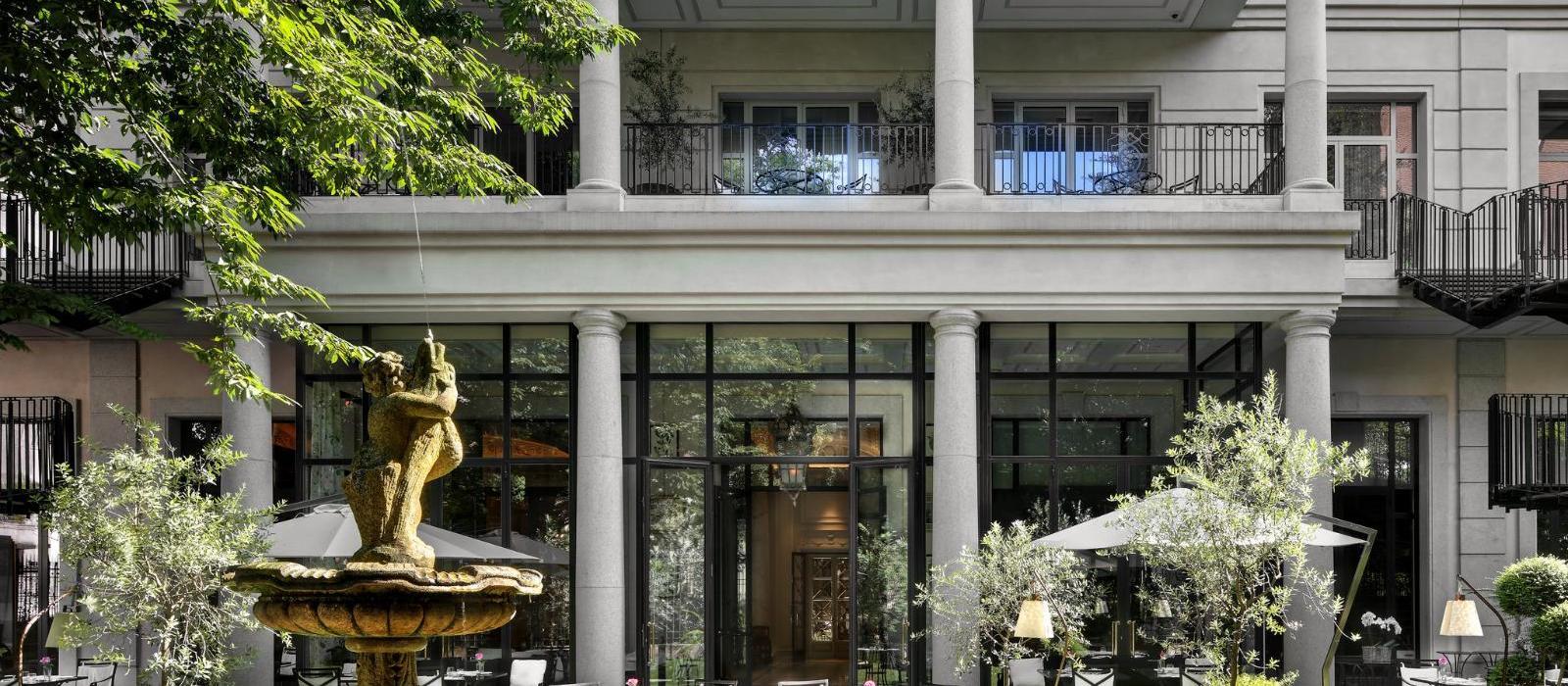 米兰巴黎宫水疗酒店(Palazzo Parigi Hotel Grand Spa) 图片  www.lhw.cn