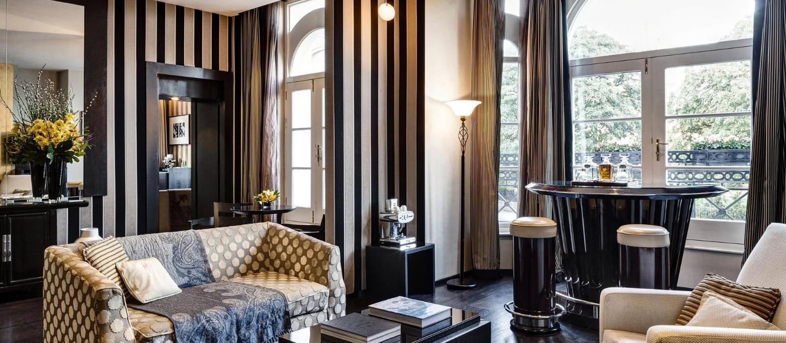 伦敦巴廖尼酒店(Baglioni Hotel London) 图片  www.lhw.cn