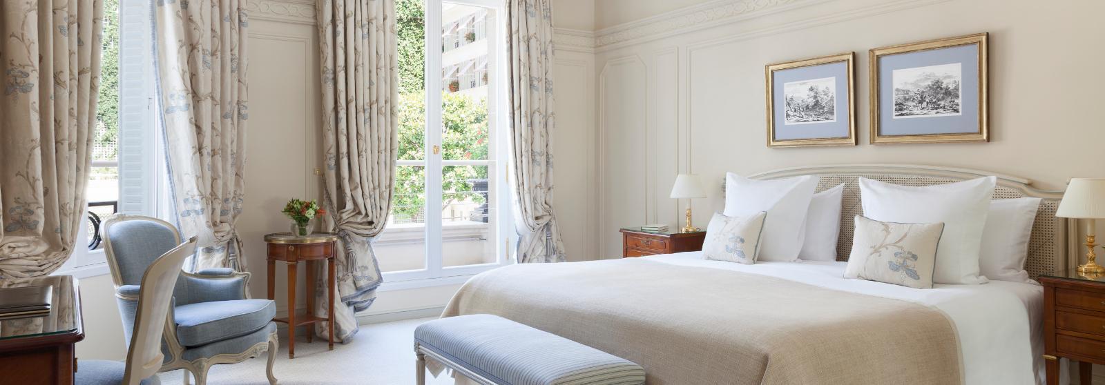 巴黎勒布里斯托酒店(Le Bristol Paris, Oetker Collection)【 巴黎,法国】 酒店  www.lhw.cn