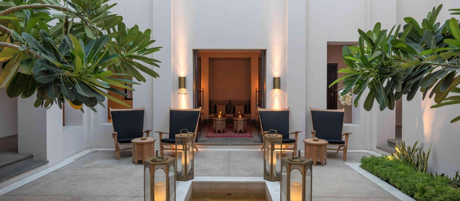 沙迦艺博澈笛度假酒店(The Chedi Al Bait, Sharjah, UAE) 图片  www.lhw.cn