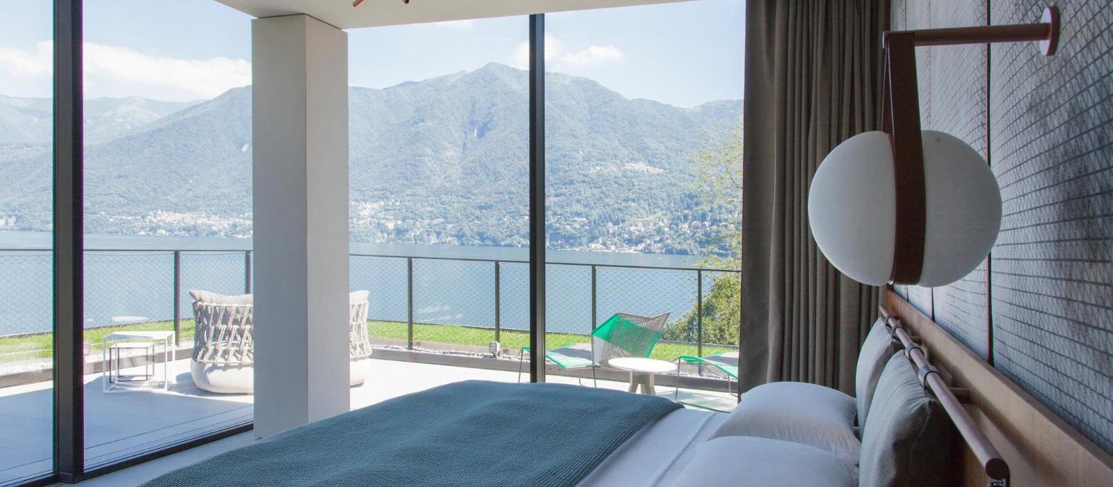 科莫湖善睐诺酒店(Il Sereno Lago di Como) 图片  www.lhw.cn