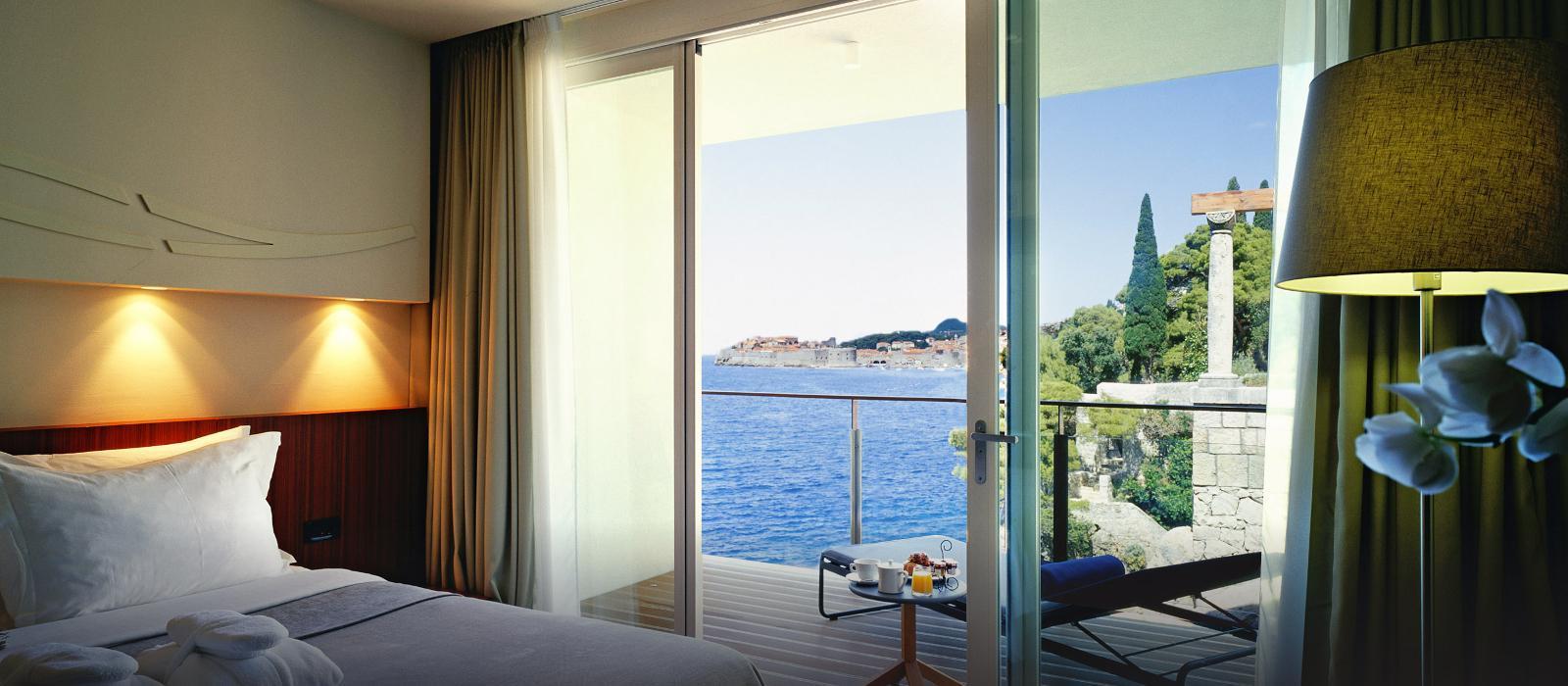 杜布罗夫尼克别墅酒店(Villa Dubrovnik)【 杜布罗夫尼克,克罗地亚】 酒店  www.lhw.cn