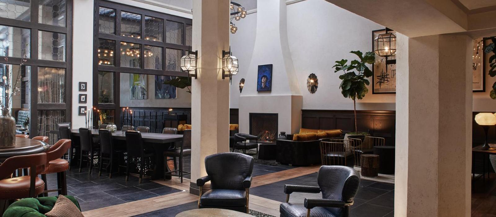 菲格罗亚酒店(Hotel Figueroa) 图片  www.lhw.cn