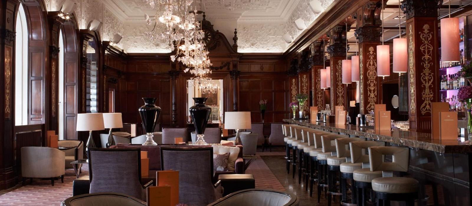 斯德哥尔摩大酒店(Grand Hotel Stockholm) Cadier Bar图片  www.lhw.cn