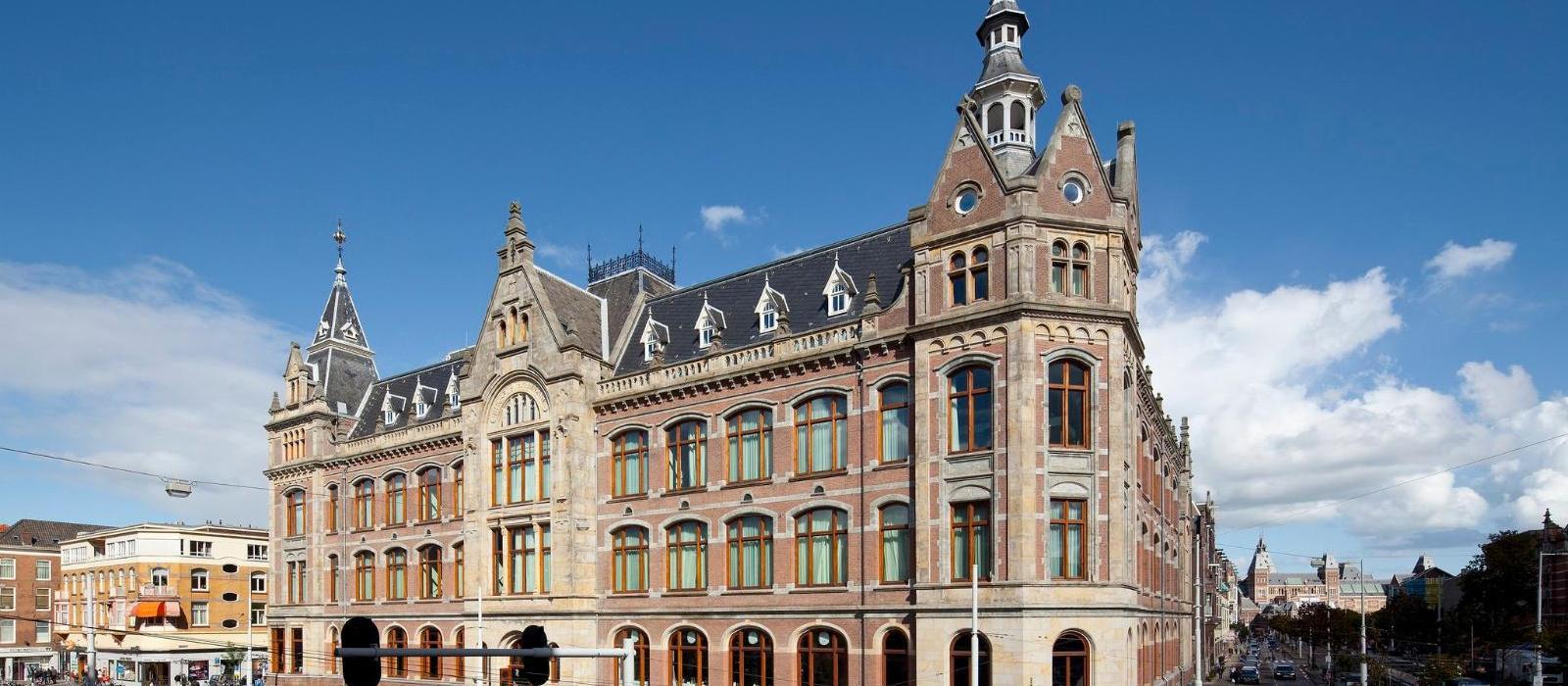 阿姆斯特丹音乐学院酒店(Conservatorium Hotel) 图片  www.lhw.cn
