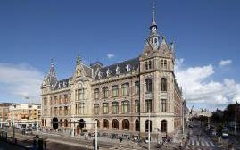 阿姆斯特丹音乐学院酒店(Conservatorium Hotel)  www.lhw.cn