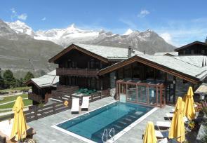 日内瓦到苏黎世8日纯美之旅第3-6天:阿尔卑斯山脉(采尔马特和格施塔德)利菲尔阿尔卑雪山2222m度假酒店 www.lhw.cn