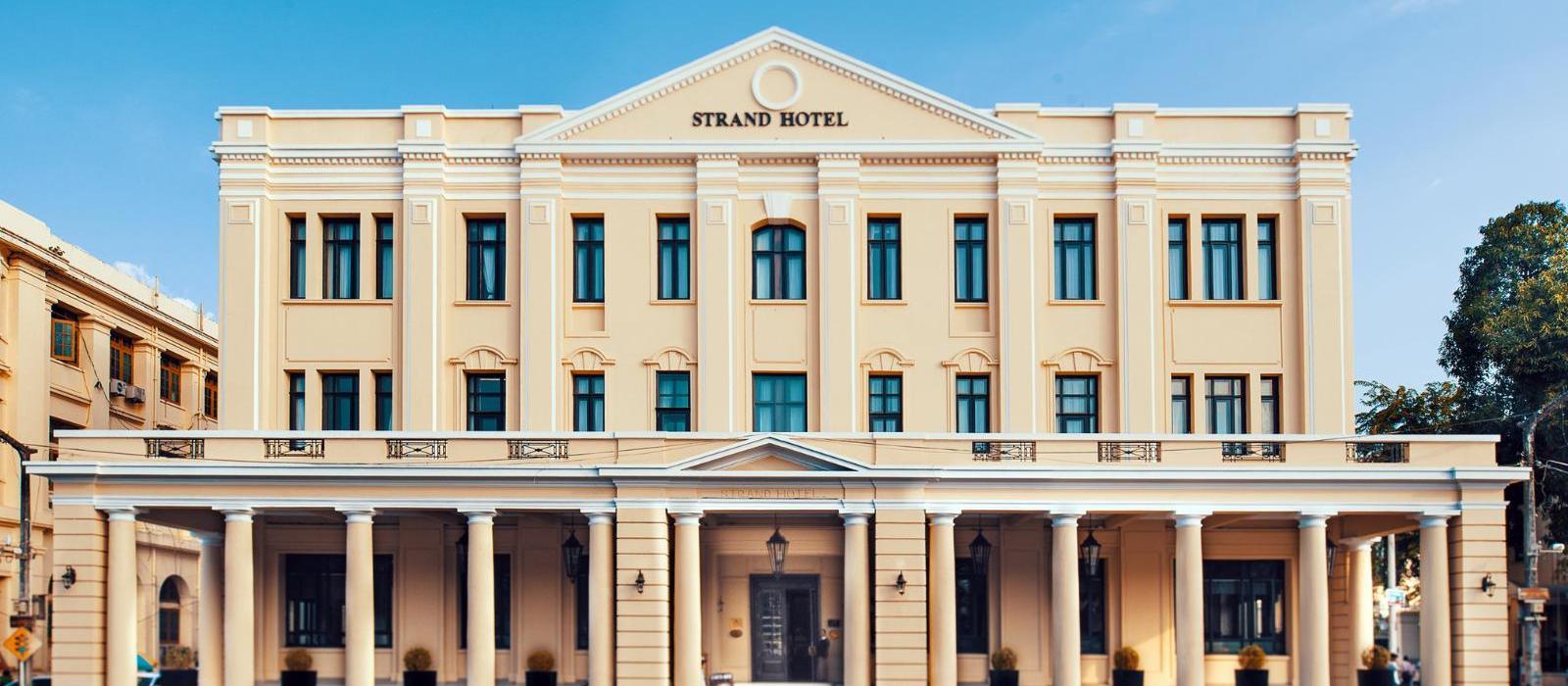 仰光斯特兰德酒店(The Strand Yangon) 图片  www.lhw.cn