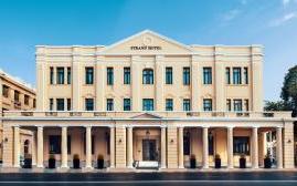 仰光斯特兰德酒店(The Strand Yangon)  www.lhw.cn