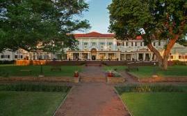 维多利亚瀑布酒店(The Victoria Falls Hotel)  www.lhw.cn