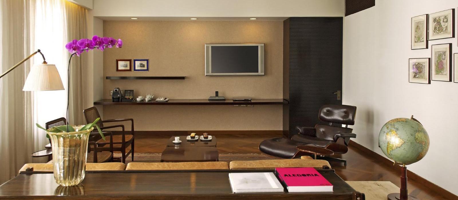 圣保罗法萨诺精品酒店(Hotel Fasano São Paulo) 图片  www.lhw.cn