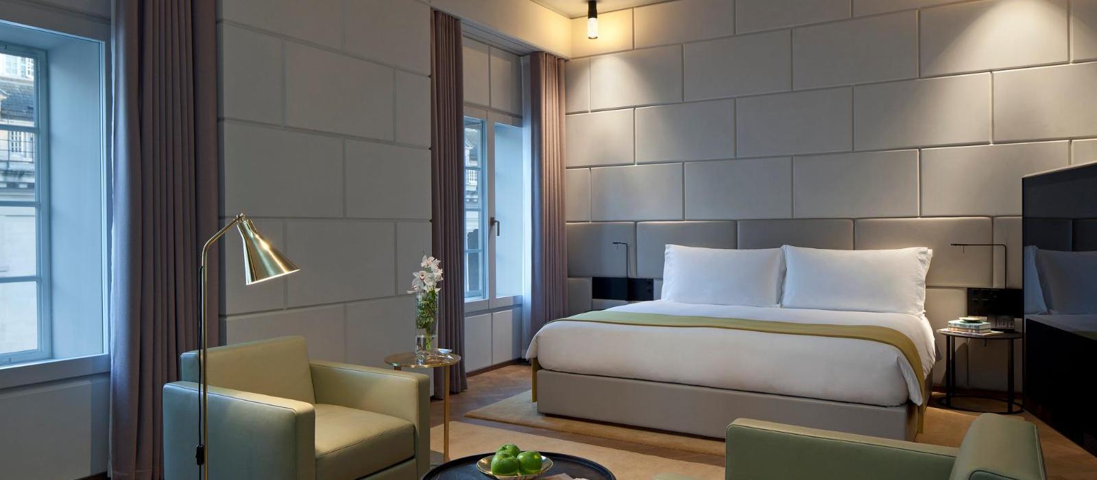 皇家凯馥酒店(Hotel Cafe Royal) 标准套房图片  www.lhw.cn