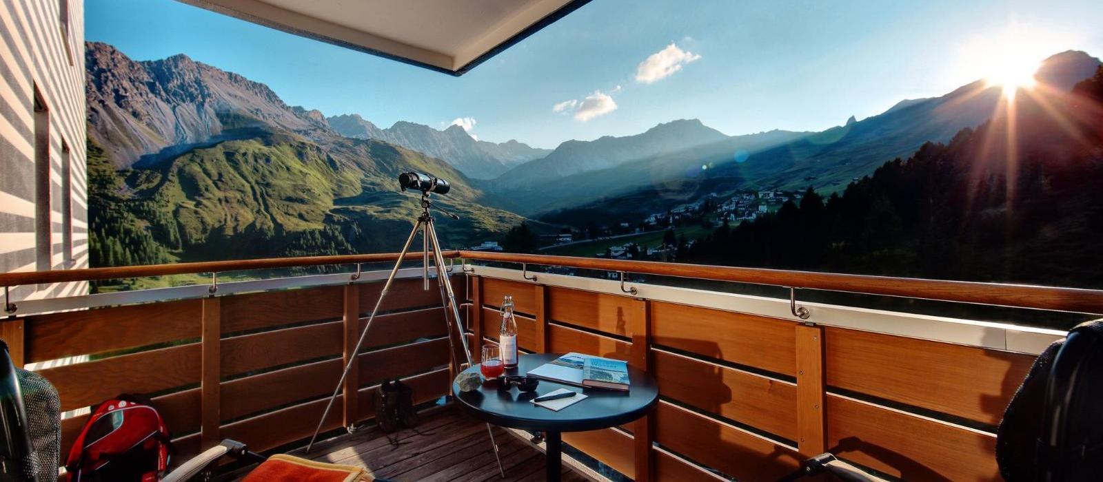 图亨度假酒店(Tschuggen Grand Hotel) 图片  www.lhw.cn