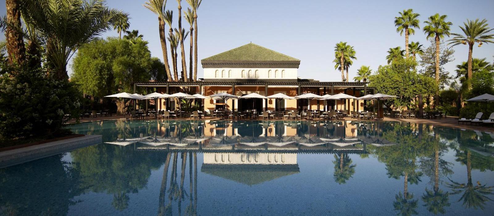 拉玛穆尼亚酒店(La Mamounia) 图片  www.lhw.cn