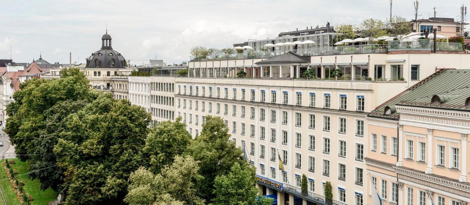 巴伐利亚宫廷酒店(Bayerischer Hof) 图片  www.lhw.cn