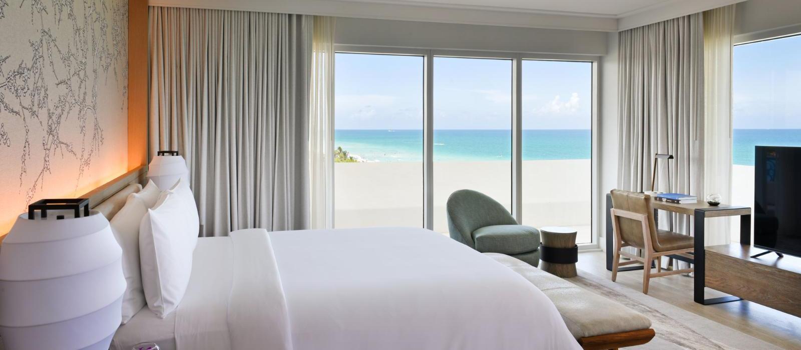 迈阿密海滩诺布酒店(Nobu Hotel Miami Beach) 图片  www.lhw.cn
