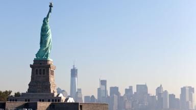 为期一周的美国历史发现之旅第1-3天:纽约 www.lhw.cn