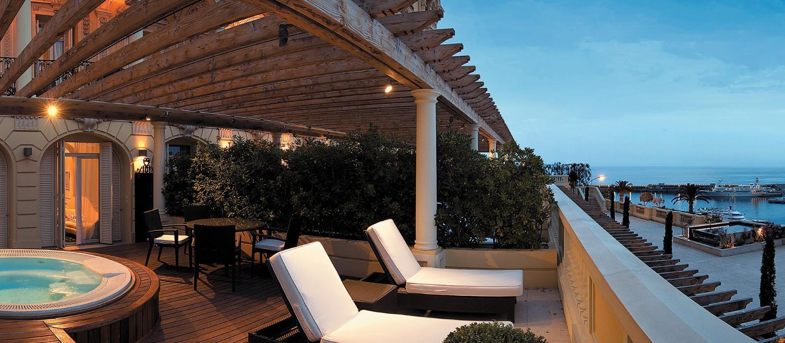蒙特卡洛赫谧坦吉大酒店(Hotel Hermitage Monte-Carlo) 图片  www.lhw.cn