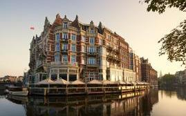 阿姆斯特丹欧洲古韵酒店(De L' Europe Amsterdam)  www.lhw.cn