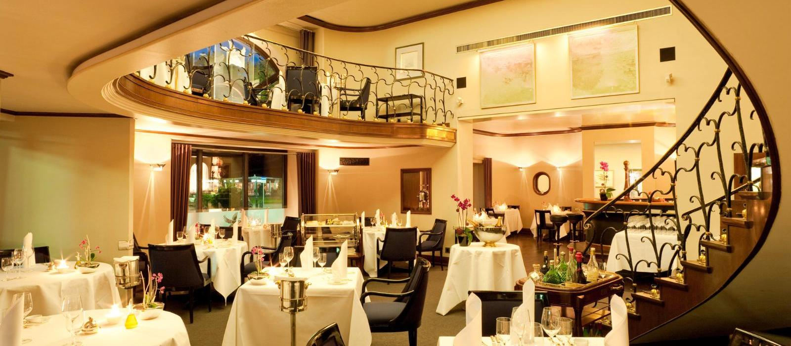 纳索尔霍夫酒店(Hotel Nassauer Hof) ENTE餐厅图片  www.lhw.cn