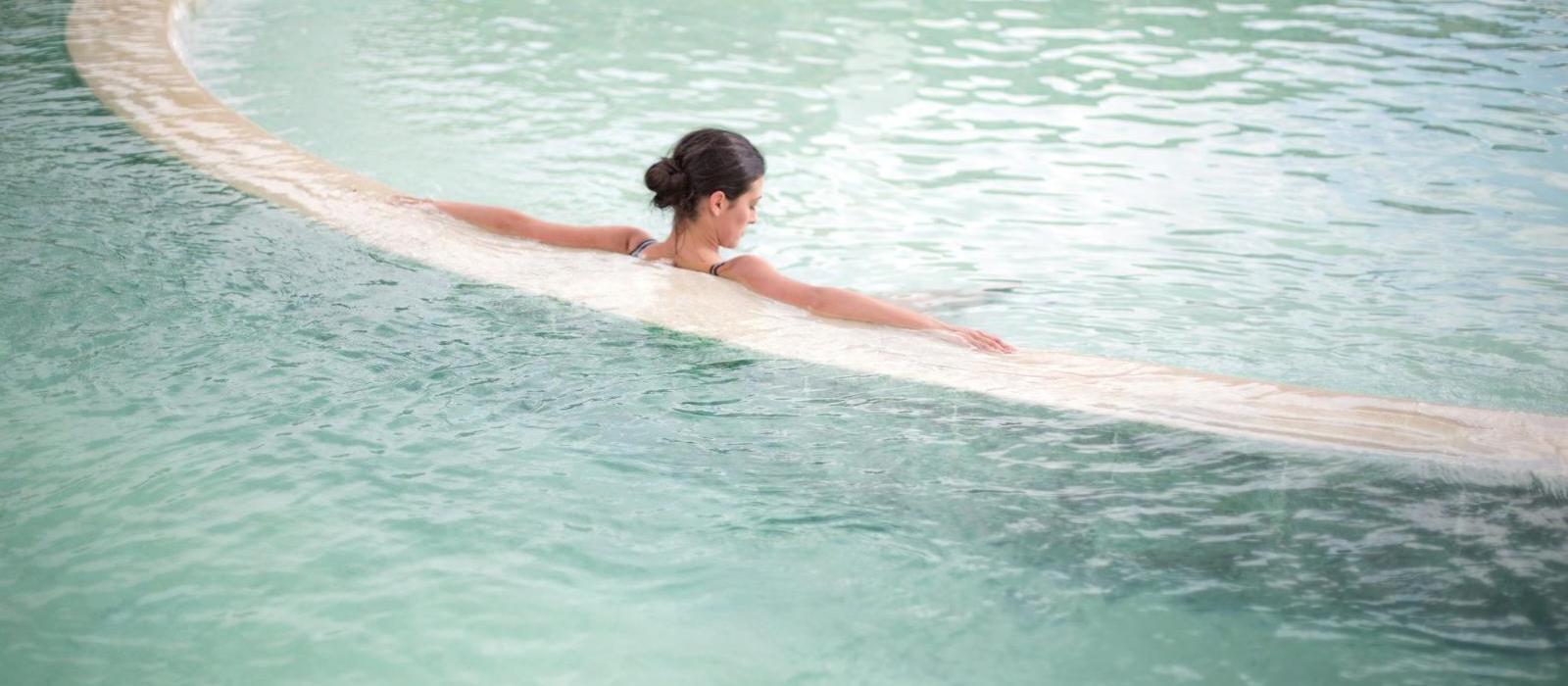 萨图尼亚温泉水疗高尔夫度假酒店(Terme di Saturnia Natural SPA & Golf Resort) 图片  www.lhw.cn