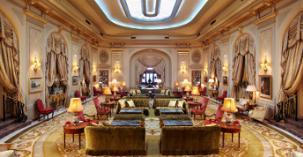 巴塞罗那皇宫酒店{El Palace Barcelona) www.lhw.cn