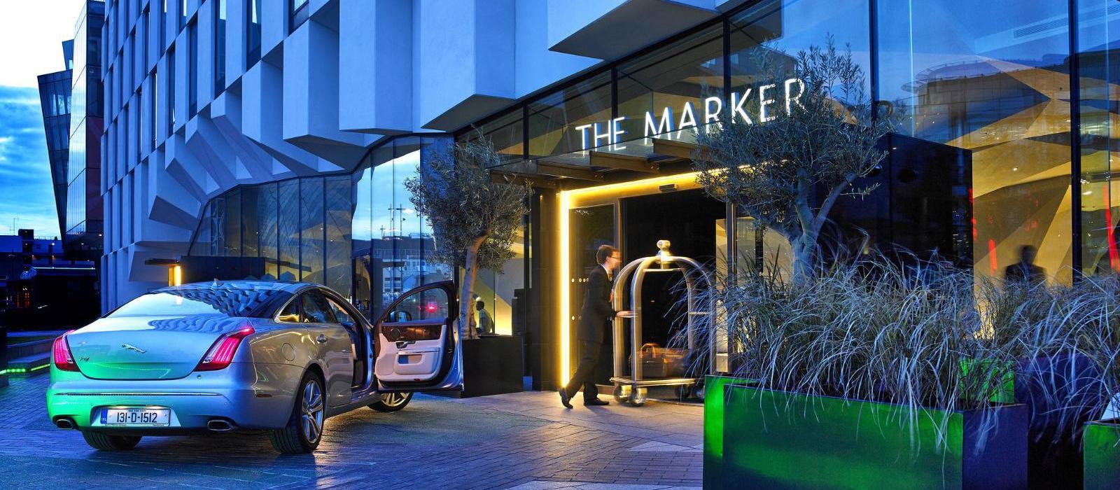 标志酒店(The Marker) 酒店外观图片  www.lhw.cn