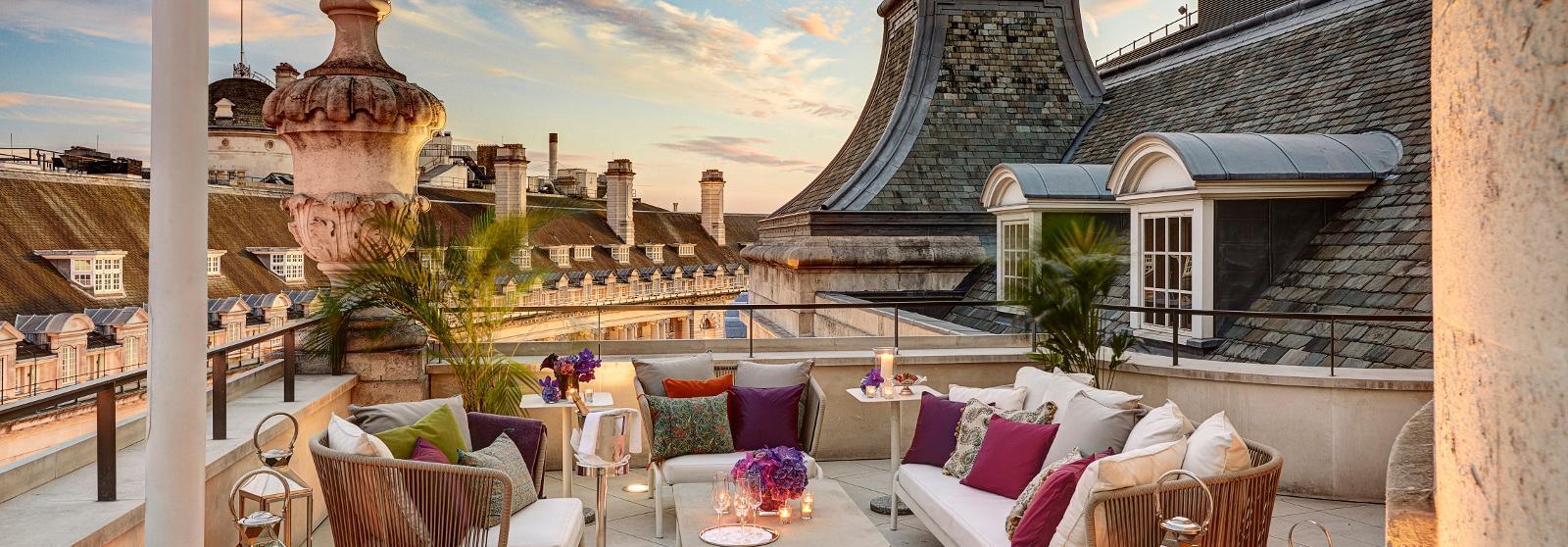 皇家凯馥酒店(Hotel Cafe Royal)【 伦敦,英国】 酒店  www.lhw.cn