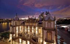 普斯塔那弗雷舒宫殿酒店(Pestana Palacio do Freixo - Pousada & National Monument)  www.lhw.cn