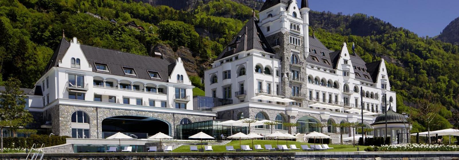 菲茨瑙公园酒店(Park Hotel Vitznau) 图片  www.lhw.cn