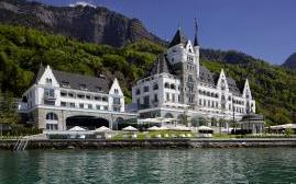 菲茨瑙公园酒店(Park Hotel Vitznau)  www.lhw.cn