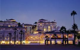 遐丹思海滩精品酒店(Shutters on the Beach)  www.lhw.cn