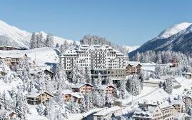 圣莫里茨卡尔顿酒店(Carlton Hotel St. Moritz)  www.lhw.cn