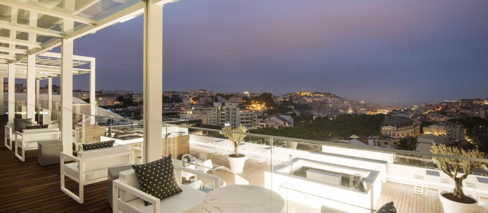 里斯本自由大道缇沃丽酒店(Tivoli Avenida Liberdade) 图片  www.lhw.cn