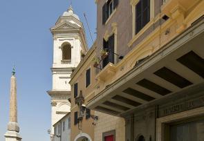 经典意大利之旅:威尼斯、佛罗伦萨、罗马第1-2天:历史悠久的罗马哈斯勒罗马酒店 www.lhw.cn