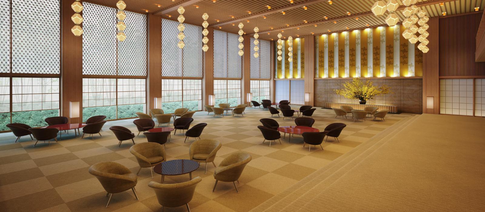 东京大仓饭店(The Okura Tokyo)【 东京,日本】 酒店  www.lhw.cn