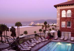 加州海岸一号公路自驾之旅第1-2天:洛杉矶卡萨德尔玛滨海酒店 www.lhw.cn