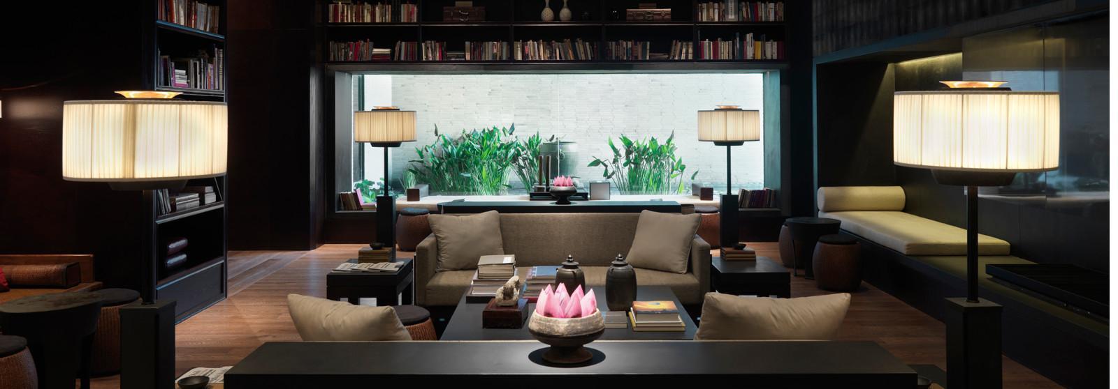 璞麗酒店(The PuLi Hotel and Spa)【 上海,中国】  酒店  www.lhw.cn