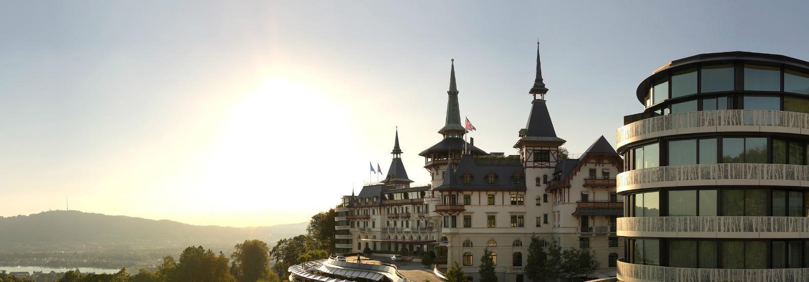 多尔德大酒店(The Dolder Grand)【 苏黎世,瑞士】 酒店  www.lhw.cn
