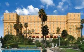 耶路撒冷大卫王豪华酒店(The King David)  www.lhw.cn